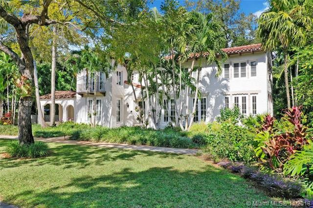 Miami Shores Historic Beauty Is Leading Example of Mediterranean Revival -  Second Shelters
